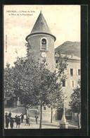 CPA Veynes, L`Hôtel De Ville Et Place De La Republique - Zonder Classificatie