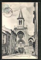CPA Cahors, Eglise Saint-Urcisse - Cahors