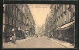CPA Paris, Rue Du Douai - Zonder Classificatie