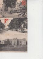 LOT DE 50 CARTES AVEC DEFAUTS  -  Voir Qqes Ex En Scans  - - 5 - 99 Postcards