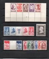 Lot 100 Timbres France Neuf Sans Traces **. Bonne Côte - Collections