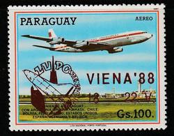 "PARAGUAY - Poste Aérienne N°1088 ** (1988) Expo ""LUPO'88"" - Paraguay"