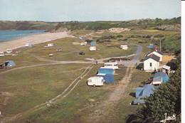 HILLION - La Plage Et Le Camping De Bon-Abri - Altri Comuni