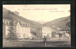 CPA Abriès, Le Grand Hotel - Zonder Classificatie