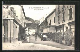 CPA Sainte-Catherine, Rue Centrale - Zonder Classificatie