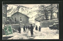 CPA Veynes, Les Rochers De La Cote - Zonder Classificatie