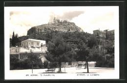AK Athénes, Le Lycabette - Griekenland