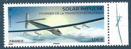 Solar Impulse - Pionnier De La Transition écologique (2021) Neuf** - Ongebruikt