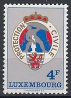 LUXEMBOURG 910,unused - Nuevos