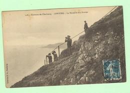 R1028 - JOBOURG - La Descente Aux Grottes - Other Municipalities