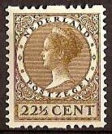 Nederland 1926-1927 Roltanding 27 Postfris/MNH Tweezijdige Roltanding, Syncopated, Rollenzahnung - Heftchen Und Rollen