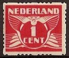 Nederland 1928 Roltanding 34 Postfris/MNH Vierzijdige Roltanding, Syncopated, Rollenzahnung - Heftchen Und Rollen