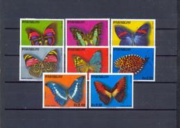 PARAGUAY - MNH - BUTTERFLIES - MI.NO.2794/01 - CV = 8,50 € - Paraguay