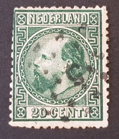 Pays-Bas - Nederland, Timbre(s) Y&T 10 - (O) - 2 Scan(O) - TB - 332 - Gebruikt