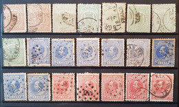 Pays-Bas - Nederland, Timbre(s) Y&T Mix - (O) - 1 Scan(O) - TB - 342 - Gebruikt