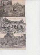 MILITARIA  -  GUERRE 14-18  -  LOT DE 20 CARTES  - - 5 - 99 Postcards