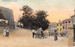 Italia  -  TRIESTE, S. Luigi, 1905 - Trieste