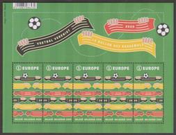 Voetbal Verenigt - Le Ballon Qui Rassemble (jaar/ Année2020) - Ongebruikt
