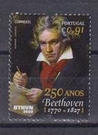 Año 2020 Nº 4583 Beethoven - Unused Stamps