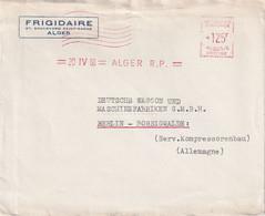 ALGERIE 1960 LETTRE EMA DE ALGER - Covers & Documents