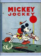 BD MICKEY  JOCKEY De 1935 - Mickey - Autres