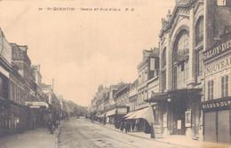 02 - SAINT QUENTIN / OMNIA ET RUE D'ISLE - Saint Quentin