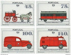 Año 1994 Nº 2022/5 U.P.A.E.P. - Unused Stamps