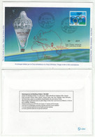 Montgolfières // Tour Du Monde En Ballon Breitling Orbiter (tirage Limité De 500 Exemplaires) - Mongolfiere