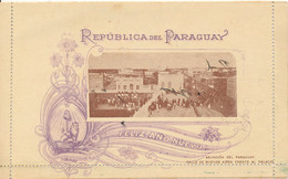 PARAGUAY  -  Carta Postal , Picture Post Card - Paraguay