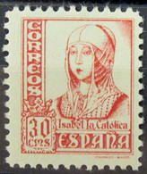 España 823A ** - 1931-50 Nuevos & Fijasellos