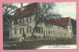 57 - WOLFSTAL - ABRESCHVILLER - Villa BERGER-LEVRAUX - Feldpost - Other Municipalities