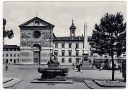 PRATO - PIAZZA S. FRANCESCO - BUS - PULLMAN - Prato