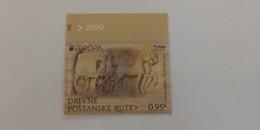 MONTENEGRO 2020 - EUROPA - Anciennes Voies Postales - Montenegro