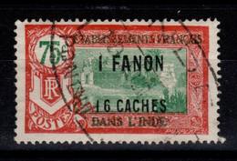 Inde - YV 80 Oblitere Cote 3,20 Euros - Used Stamps