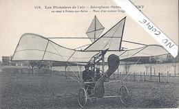 Yvelines, Poissy, Aviation,  Aéroplane Octave Gilbert, Essai, Beau Plan - Poissy