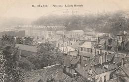 Sèvres 92 (5007) Panorama - L'Ecole Normale - Sevres