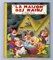 Livre  La MAISON DES NAINS De 1953 - Otros Objetos De Cómics