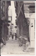 COTE D'ARMOR - DINAN - Rue De La Cordonnerie ( Animation ) - Dinan