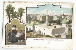 Egypte Alexandrie Vue Generale - Alexandria