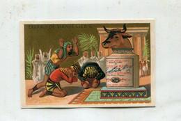 Chromo LIEBIG : S 76 / B - Images De Genre / Figure Di Genere - N° 14 - 1878/1883 - Liebig