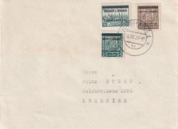 BOHEME ET MORAVIE 1939 LETTRE - Cartas