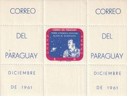PARAGUAY - BLOC N°12 ** (1961) Espace : Shepard - Paraguay