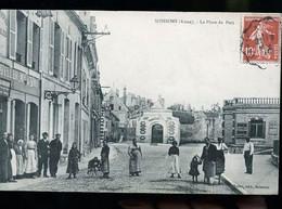 SOISSONS LA PLACE DU PORT - Soissons