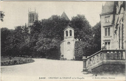 53   Laval     -  Chateau De Change  Et La Chapelle - Laval