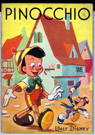 Livre   PINOCCHIO De 1958 - Otros Objetos De Cómics