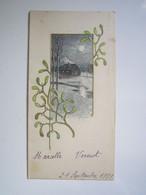 1931 MENU VERNOT Marcelle 21 SEPTEMBRE 1931 - Menükarten