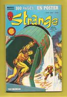 Strange N° 178 - Editions Lug à Lyon - Octobre 1984 - Avec Le Poster Attaché Au Cahier - BE - - Strange
