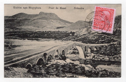ALBANIE - Pont De MESSI - Albania