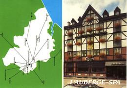 """SPA : Hôtel-Restaurant """"L'Auberge Et Sa Résidence"""" - 3-4 Place Du Monument - Propr. M. Et Mme Georis Bonnelance - Autres"""
