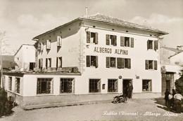 Cartolina - Rubbio ( Vicenza ) - Albergo Alpino - 1958 - Vicenza